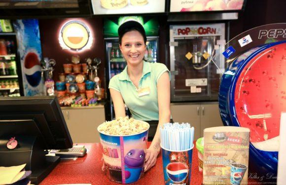 Кинополис: 3-х зальный кинотеатр во Всеволожске